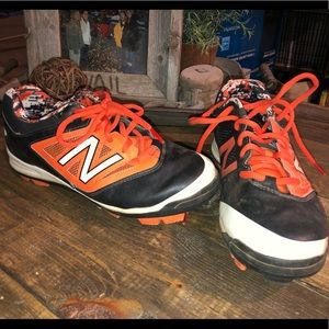 New balance Rubber Molded Baseball Cleat